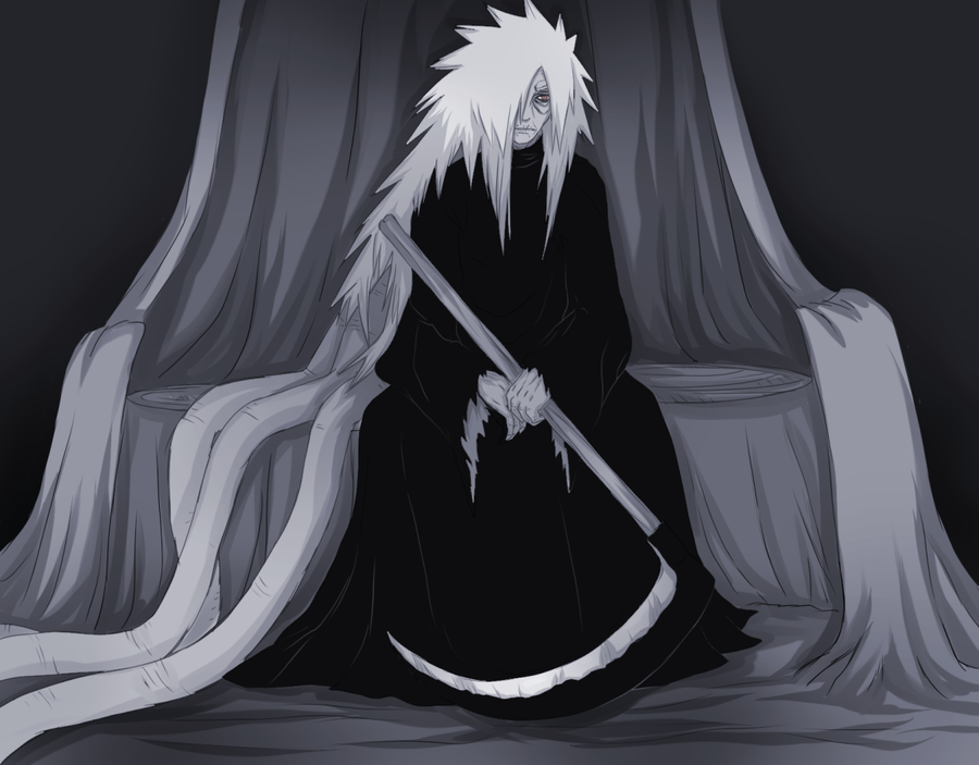 uchiha madara living off the ten tails� husk � le blog